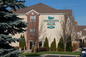 Exterior view Hotel Homewood Suites By Hilton Grand Rapids, MI 49546
